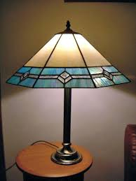stained glass table lamp shades lamps mission wisteria u2013 home