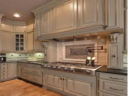painting kitchen tile backsplash perfect greige kitchen traditional with beige walls cabinet range