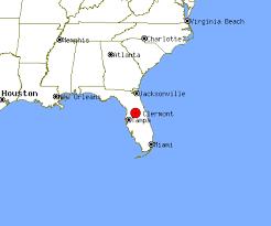 clermont fl map clermont profile clermont fl population crime map