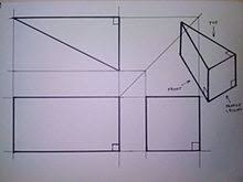 utpa stem cbi courses graphics introduction to multi view drawings