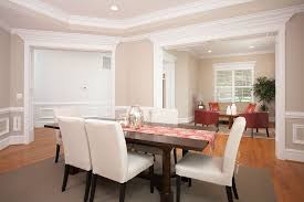Wainscoting Ideas For Dining Room by Brown Dining Room Wainscoting Design Ideas U0026 Pictures Zillow