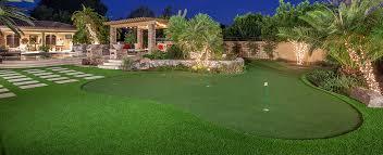 design backyard putting green best home putting greens
