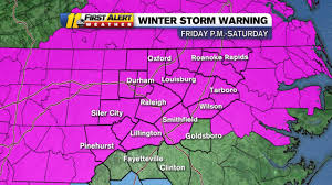 Local Weather Map Hourly Winter Weather Forecast For Central North Carolina Abc11 Com