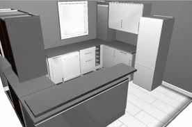 ikea cuisines 3d plan cuisine ikea wall mounted unit with glass doors cabinet