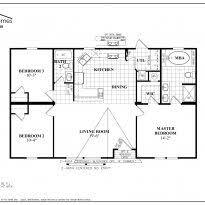 Double Wide Homes Floor Plans 5 Bedroom Manufactured Homes Single Wide Mobile Home Floor Plans