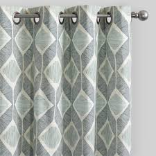 Black Gray Curtains Kitchen Window Treatments Valance Curtains Gray Valances