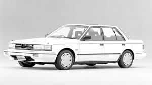 nissan bluebird sss nissan bluebird sss sedan u11 u002708 1985 u201309 1987 youtube