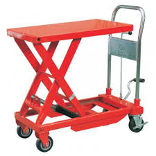 scissor lift table wp500 slt500 500kg