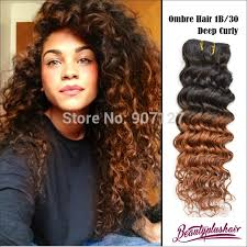 cheap hair extensions sle 1pc 6a ombre curly hair weave cheap