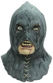 Butcher Halloween Costume Torturer Gory Horror Mask Halloween