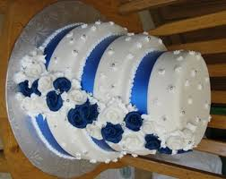 buy wedding cake royal blue wedding cakes 74 cake in stock available for