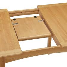 buy john lewis alba 2 4 seater extending dining table john lewis