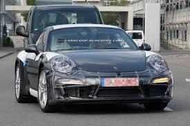 porsche cajun spyshots 2012 porsche 911 carrera coupe nordschleife autoblahg