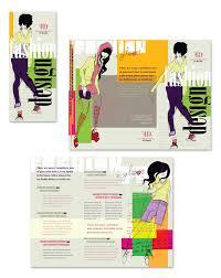 tri fold school brochure template fashion design school tri fold brochure template http www