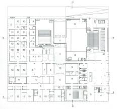Villa Savoye Floor Plan by Rolex Learning Center Misfits U0027 Architecture