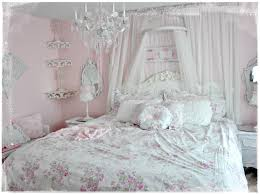 bedroom women bedroom shabby chic decor in light pink scheme