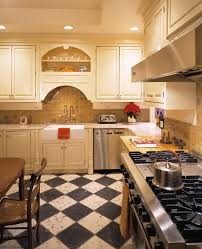 Kitchen Faucets Nyc Traditional Kitchen New York Normabudden Com