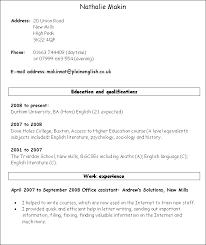 easy basic resume exle simple resume template word basic resumes exles shalomhouse us