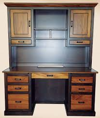 Flat Top Desk Oakwood Furniture Amish Furniture In Daytona Beach Florida