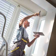 plastering and decorating are home improvements that enhance the
