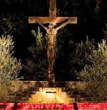accendi candela virtuale cappella virtuale crocifisso mundi