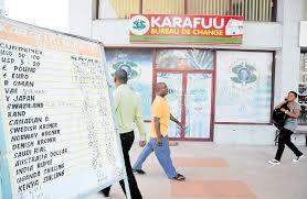bureau de change ile de central bank on fresh move to bureaux de change the citizen