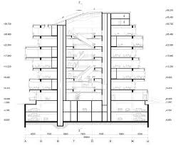 100 office building floor plans gallery of richtiring