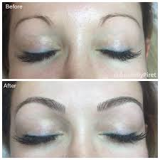 New Eyebrow Tattoo Technique Eyebrow Doctor Eyebrow Tattoo Brows By Piret Services U0026 Prices