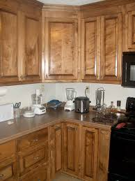 Kitchen Corner Cupboard Ideas by Cabinets U0026 Drawer Brown Kitchen Corner Cabinet Design Ideas