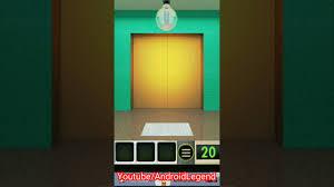 100 doors one level 20 walkthrough android youtube