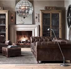 Industrial Decor Ideas  Design Guide FROY BLOG - Industrial living room design ideas