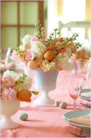 table decorations for easter diningroom easter table centerpieces inspiration for decoration