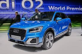 audi mini suv audi q2 small suv debuts at geneva another utility vehicle for