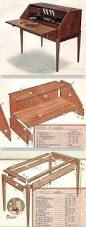 Wooden Corner Desk Plans by Best 25 Desk Plans Ideas On Pinterest Woodworking Desk Plans