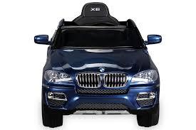 metallic blue jeep electric children car jeep bmw x6 metallic blue www eco wheel de