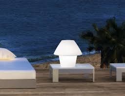 Outdoor Table Lighting Outdoor Table Ls Battery Operated Boundless Table Ideas