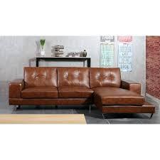 canap marron cuir canape cuir vintage canapa sofa divan canapac cubetto 3 places kare