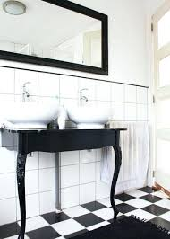 Black White Bathrooms Ideas Black And White Bathroom Black And White Bathroom Design Ideas