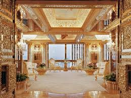 will he go for the gold donald trump u0027s redecorating plans for the