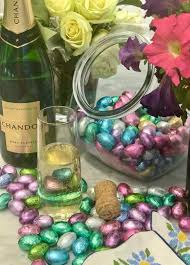 What To Put In A Wine Basket For Peep U0027s Sake Put All Your Eggs In A Basket U2014 The Nesting Bird