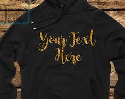custom hoodie etsy