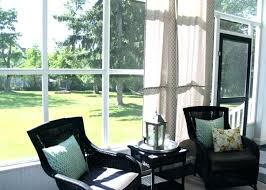 front porch curtains outdoor curtains using shower love of home
