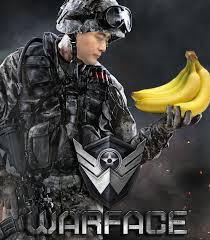 War Face Meme - warface satoru iwata holding bananas know your meme