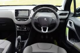 peugeot partner interior new peugeot 208 facelift review pictures peugeot 208 front