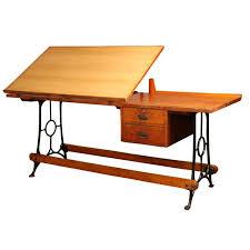 Drafting Table Wooden Best 25 Vintage Drafting Table Ideas On Pinterest Craftsman