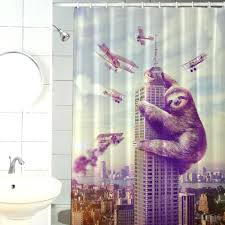 Childrens Shower Curtains by Generous Kids Fabric Shower Curtains Photos Bathtub Ideas