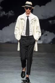 Jessica Pels Tiger Of Sweden Spring 2016 Menswear Collection Vogue