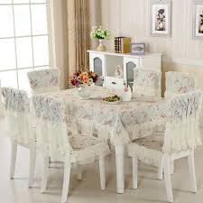 tablecloths and chair covers pastoral style 13 pcs set chair covers and tablecloths banquet