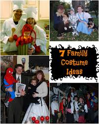 halloween costumes for the whole family u2014 bluegrass redhead