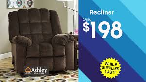 black friday recliner killeen ashley furniture homestore 2015 black friday sale youtube